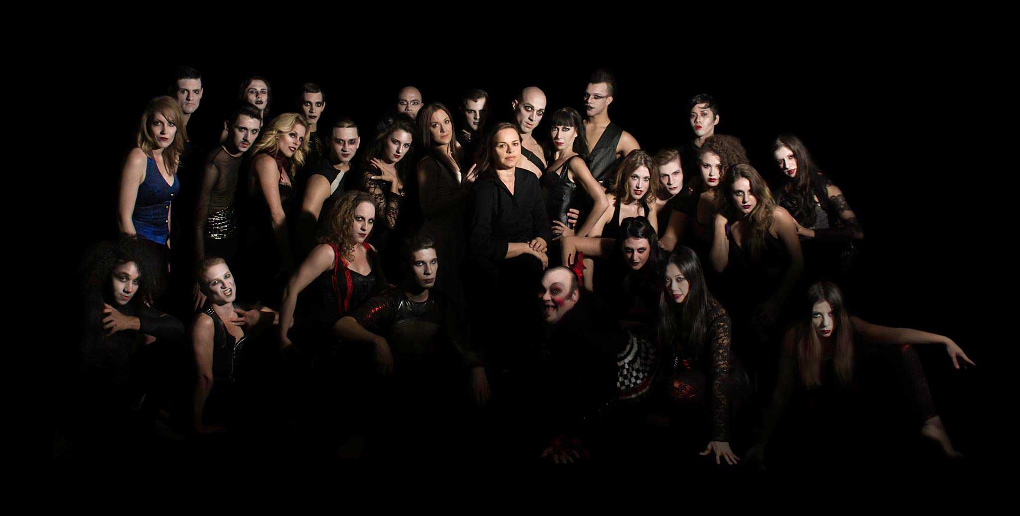 Vampire cast